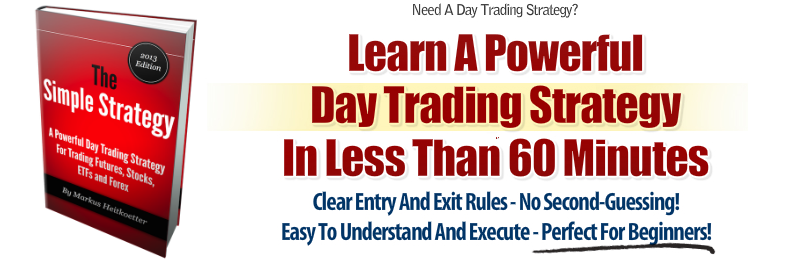 Rockwell simple day trading strategy