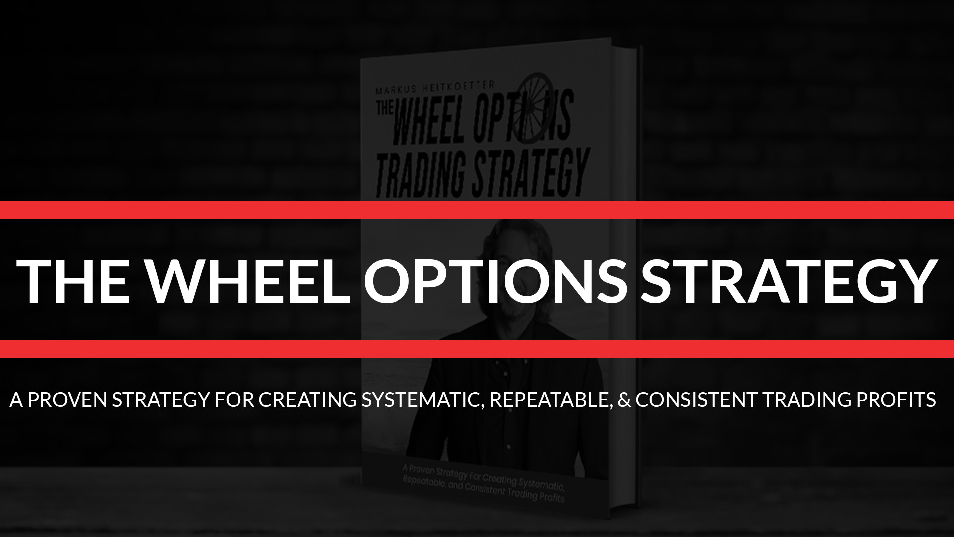 The Wheel Options Strategy Product Image