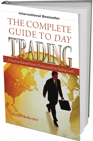 """Free ebook """"The Complete Guide To Day Trading"""" incl. tips for day trading strategies"""
